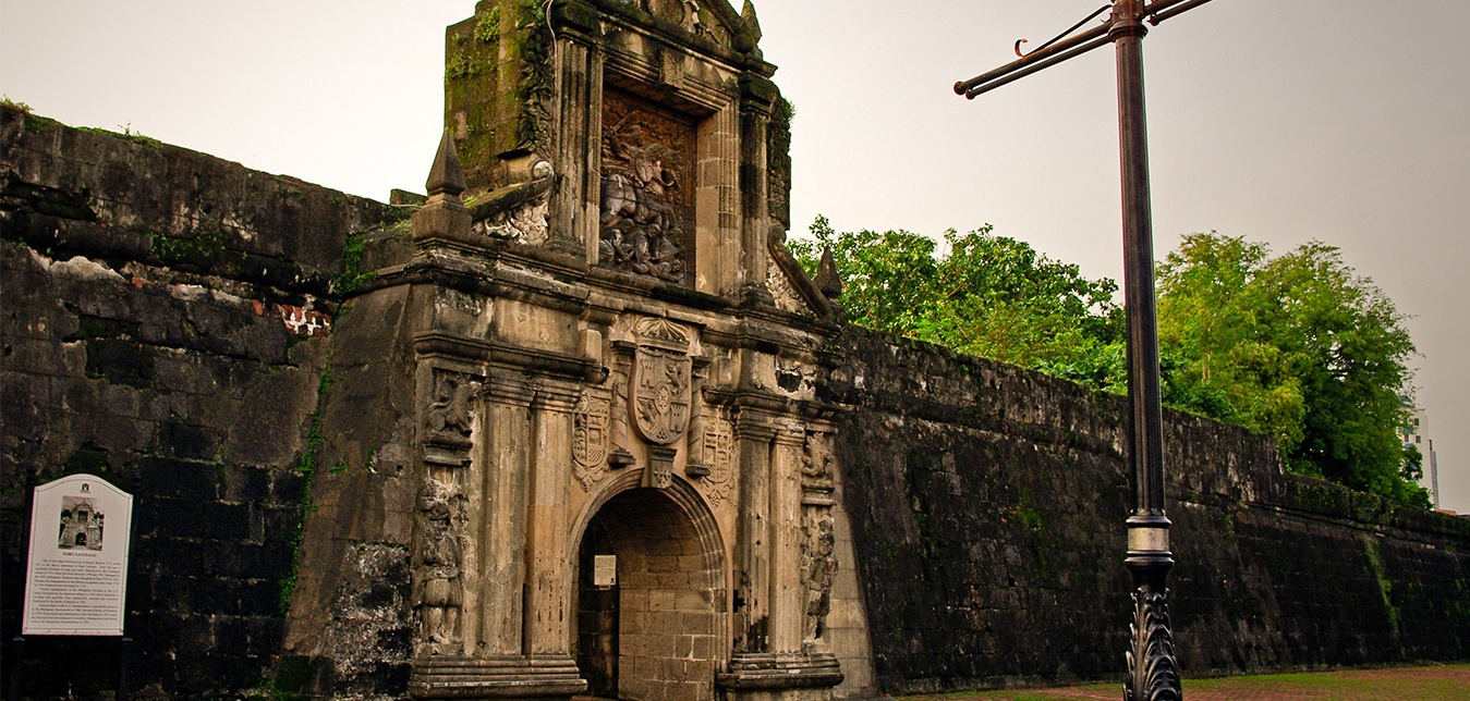 historical events in fort santiago